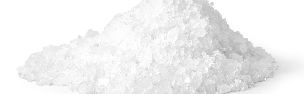 Serious salt confusion